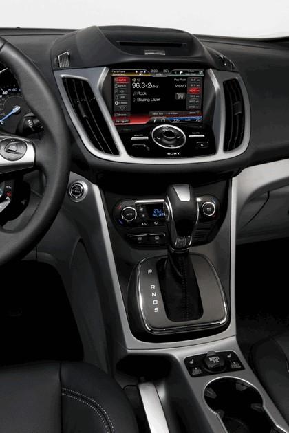 2011 Ford C-max - USA version 52
