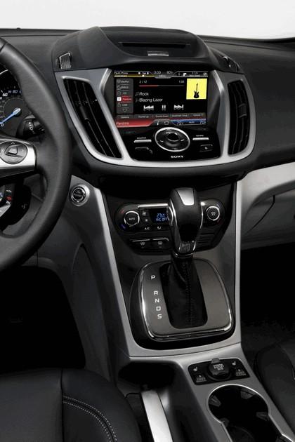 2011 Ford C-max - USA version 53
