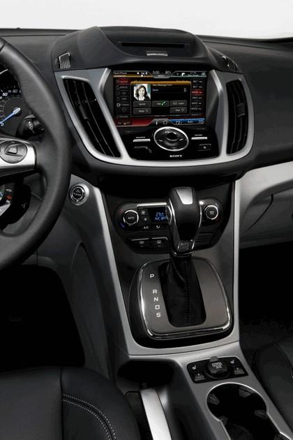 2011 Ford C-max - USA version 54
