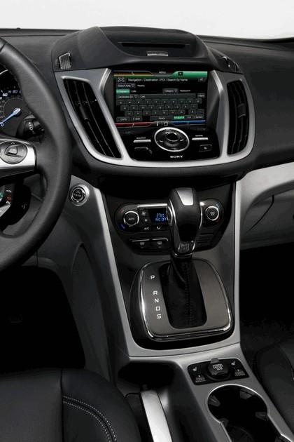 2011 Ford C-max - USA version 56
