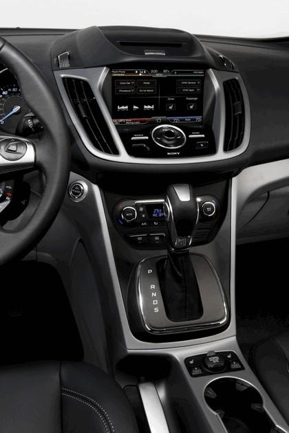 2011 Ford C-max - USA version 57