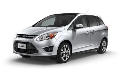 2011 Ford C-max - USA version 1