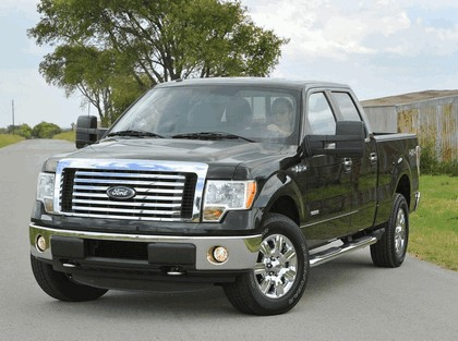 2011 Ford F-150 1