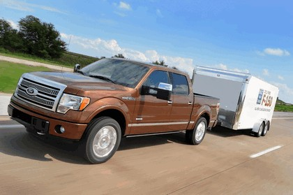 2011 Ford F-150 12