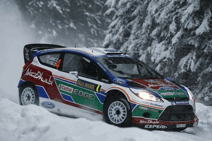 2011 Ford Fiesta RS WRC - Sweden 1