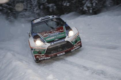 2011 Ford Fiesta RS WRC - Sweden 2