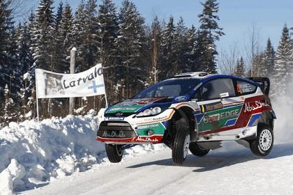 2011 Ford Fiesta RS WRC - Sweden 3