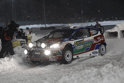 2011 Ford Fiesta RS WRC - Sweden 4
