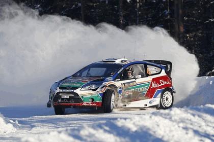 2011 Ford Fiesta RS WRC - Sweden 5