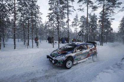 2011 Ford Fiesta RS WRC - Sweden 6