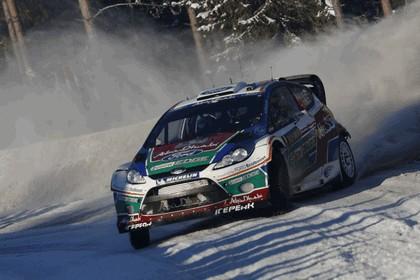 2011 Ford Fiesta RS WRC - Sweden 7