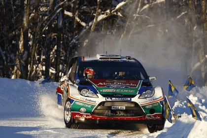 2011 Ford Fiesta RS WRC - Sweden 8
