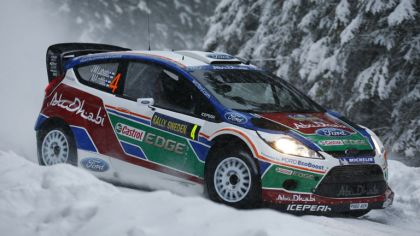 2011 Ford Fiesta RS WRC - Sweden 9