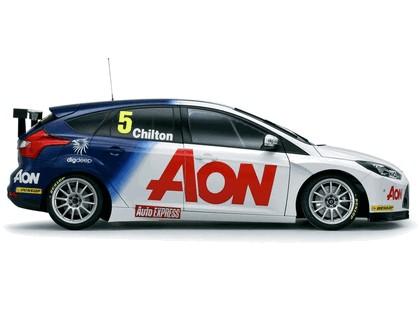 2011 Ford Focus BTCC 4
