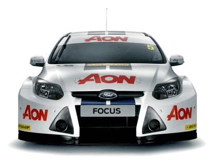 2011 Ford Focus BTCC 5