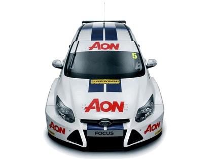 2011 Ford Focus BTCC 6
