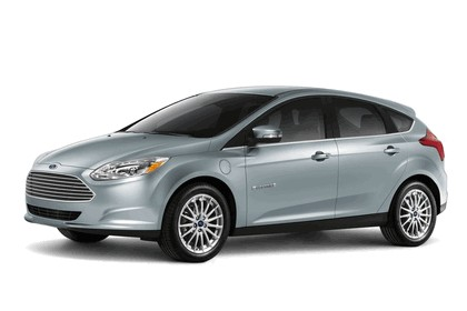 2011 Ford Focus Electric 6