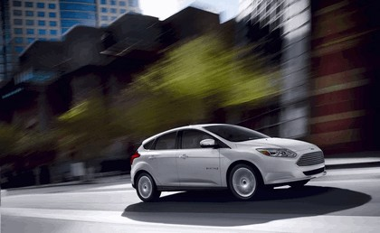 2011 Ford Focus Electric 10