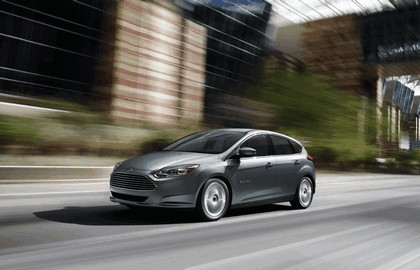 2011 Ford Focus Electric 12