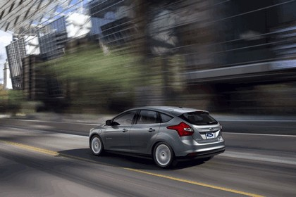 2011 Ford Focus Electric 14