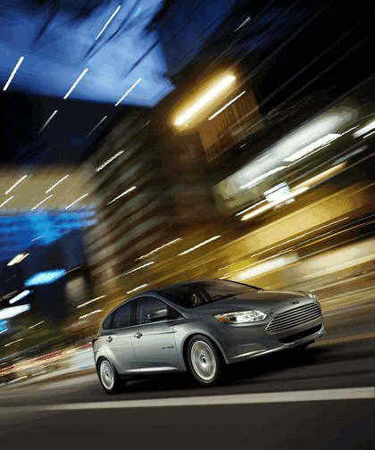 2011 Ford Focus Electric 15