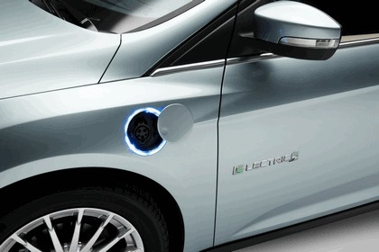 2011 Ford Focus Electric 19