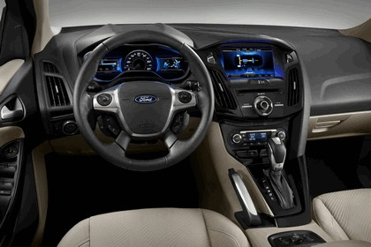 2011 Ford Focus Electric 25