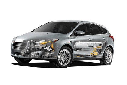 2011 Ford Focus Electric 61