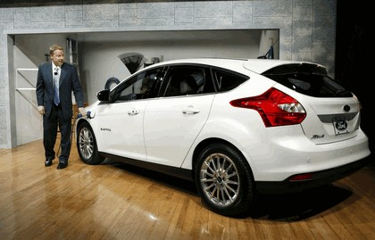 2011 Ford Focus Electric 64