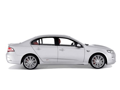 2011 Ford GT-E FPV 2