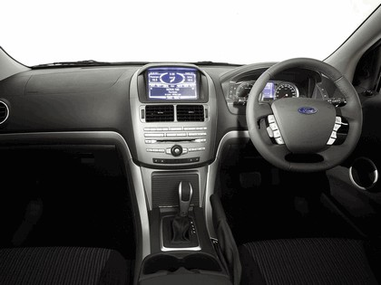2011 Ford Territory 5