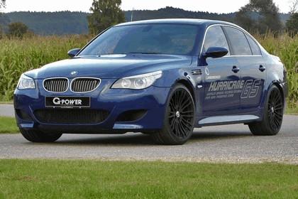 2011 G-Power Hurricane GS ( based on BMW M5 E60 ) 2