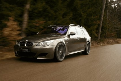 2011 G-Power Hurricane RS touring ( based on BMW M5 E61 ) 1