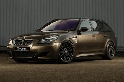 2011 G-Power Hurricane RS touring ( based on BMW M5 E61 ) 3