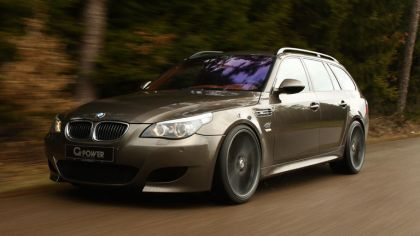 2011 G-Power Hurricane RS touring ( based on BMW M5 E61 ) 9