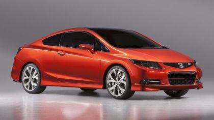 2011 Honda Civic SI concept 6