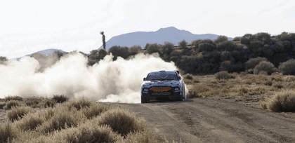 2011 Hyundai Veloster rally car 2