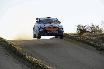 2011 Hyundai Veloster rally car 3