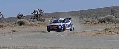 2011 Hyundai Veloster rally car 7