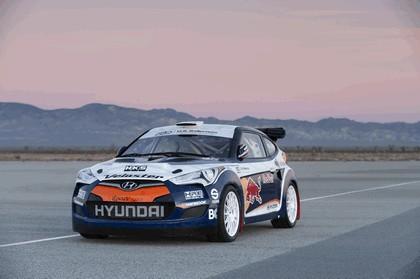 2011 Hyundai Veloster rally car 15