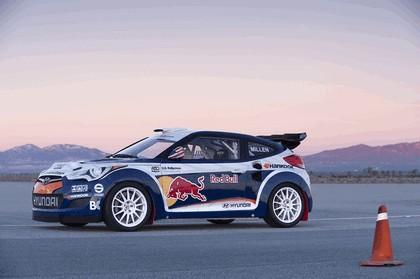 2011 Hyundai Veloster rally car 16