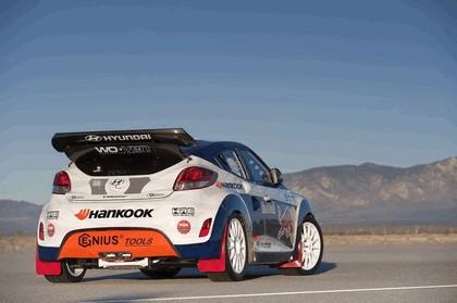 2011 Hyundai Veloster rally car 17