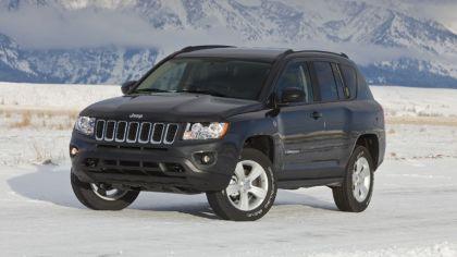 2011 Jeep Compass 5