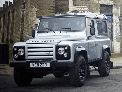 2011 Land Rover Defender 90 Hard Top by X-Tech Edition 1
