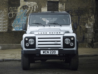 2011 Land Rover Defender 90 Hard Top by X-Tech Edition 2
