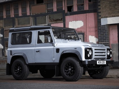 2011 Land Rover Defender 90 Hard Top by X-Tech Edition 3