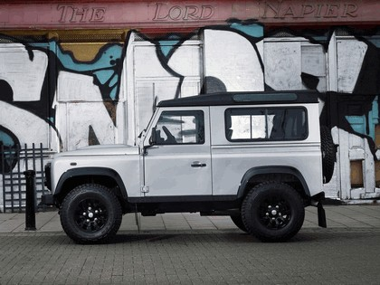 2011 Land Rover Defender 90 Hard Top by X-Tech Edition 4