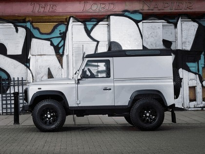 2011 Land Rover Defender 90 Hard Top by X-Tech Edition 5