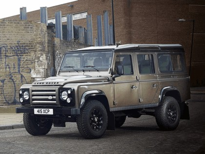2011 Land Rover Defender 110 Station Wagon by X-Tech Edition 1