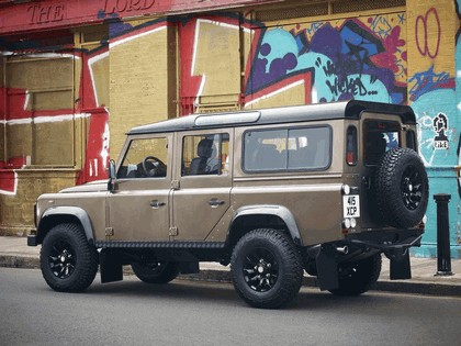 2011 Land Rover Defender 110 Station Wagon by X-Tech Edition 3